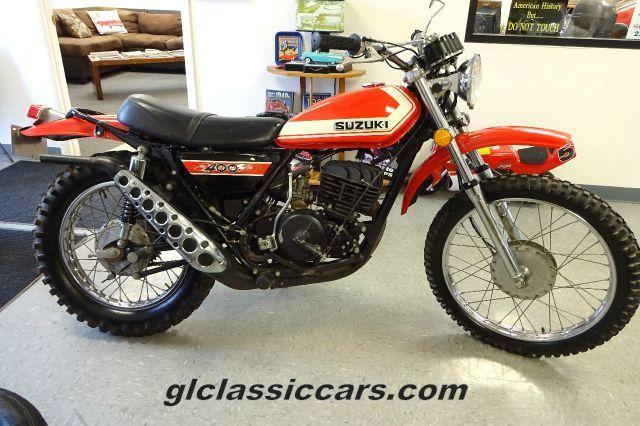 Cars For Sale Rochester Ny >> 1972 Suzuki TS-400-J APACHE Enduro All Original Survivor Runs Excellent