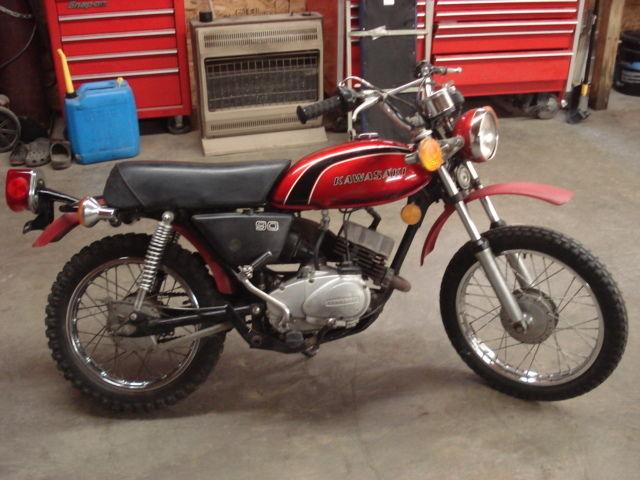 Kawasaki  Two Stroke For Sale