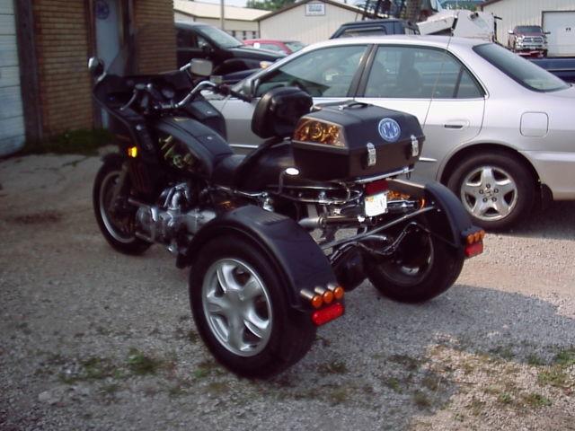 Custom Honda Goldwing Gl Trike on 1982 Honda Goldwing