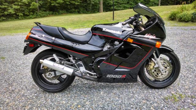 Kawasaki Ninja R Air Filter