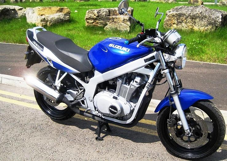 2007 (07) Suzuki GS500 FK6 500cc Naked Black UK Delivery