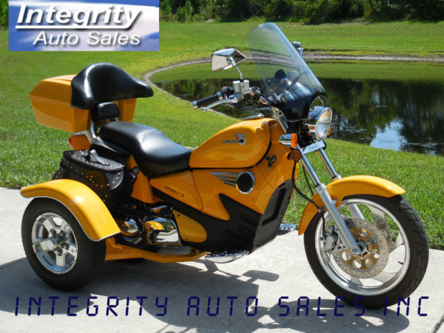 2009 Cfmoto V5 Trike Only 400 Miles Flawless