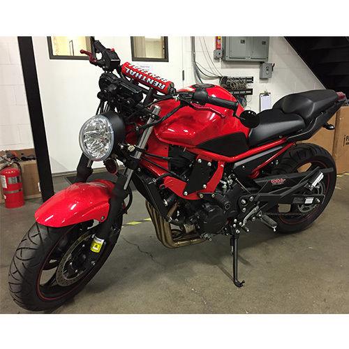 2007 Yamaha FZ6 for sale on 2040-motos