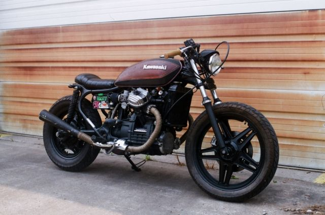 honda cx500 cafe racer brat bobber rat custom chopper