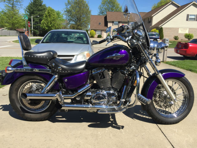 Honda Shadow 1100 American Classic Edition *GREAT LOOKING BIKE, EXCELLENT  TIRES*
