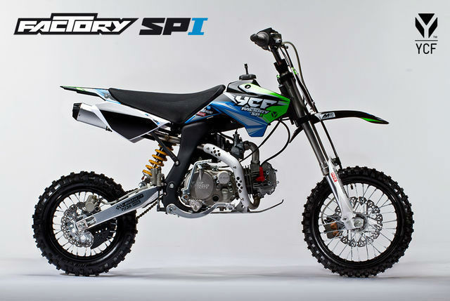 Ycf Factory Sp1 150 2014 New Minibike Pitbike Crf Engine
