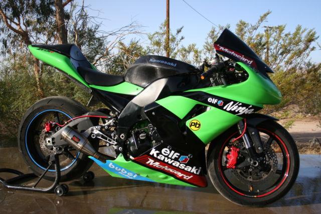 06 Kawasaki ZX10R Ninja