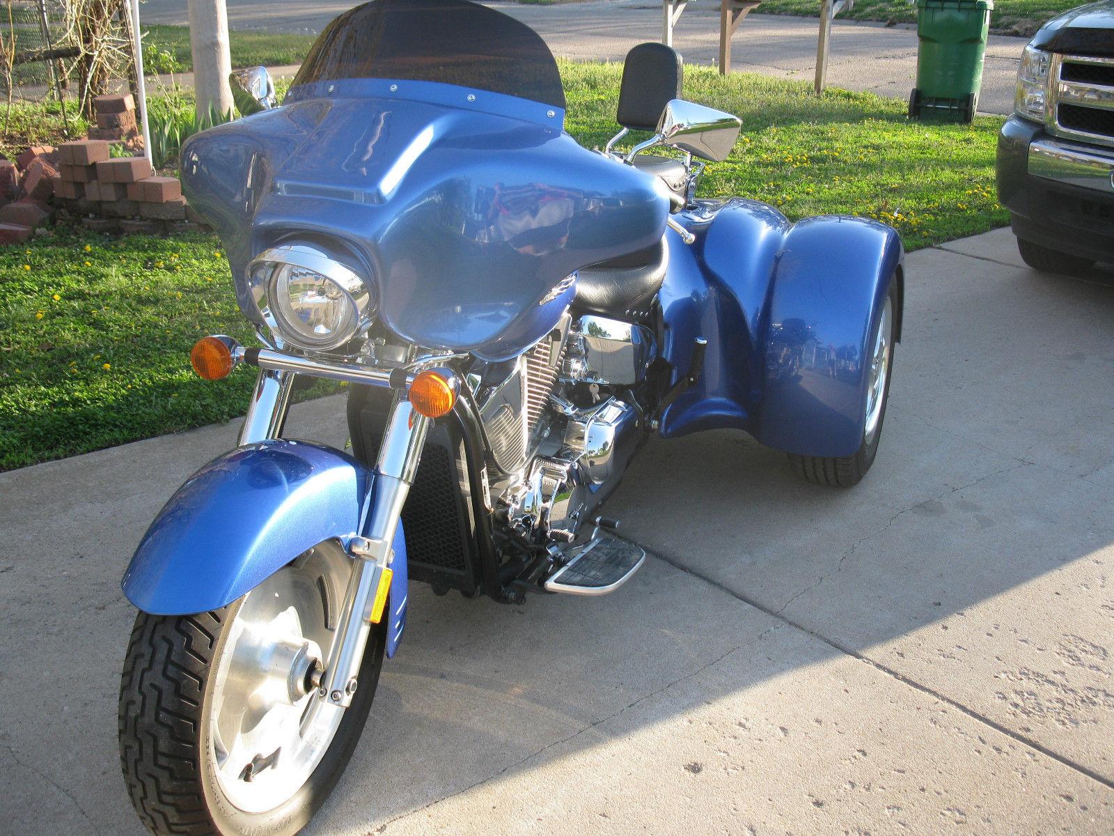 Honda Of Abilene >> 07 Honda VTX 1300 Trike