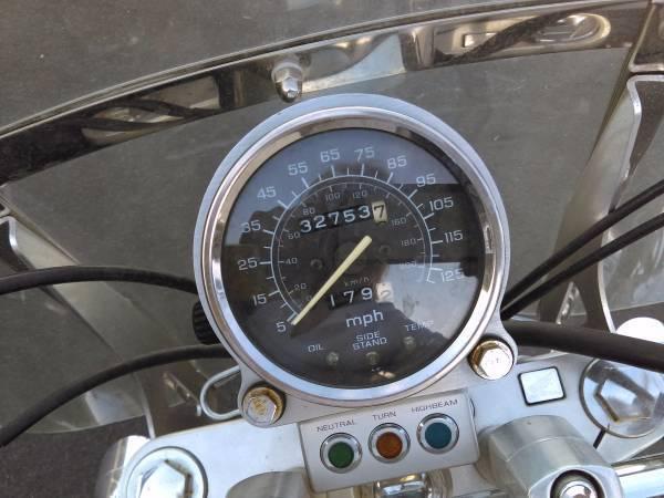 1100 Cc Honda Shadow Ace