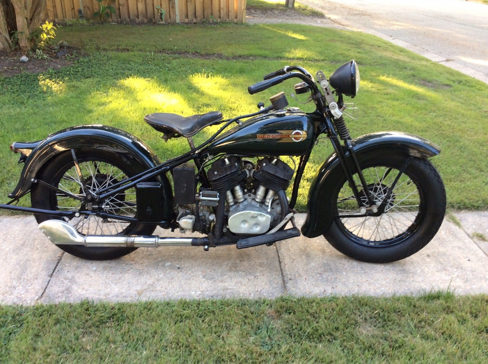 Vlh Harley Davidson For Sale