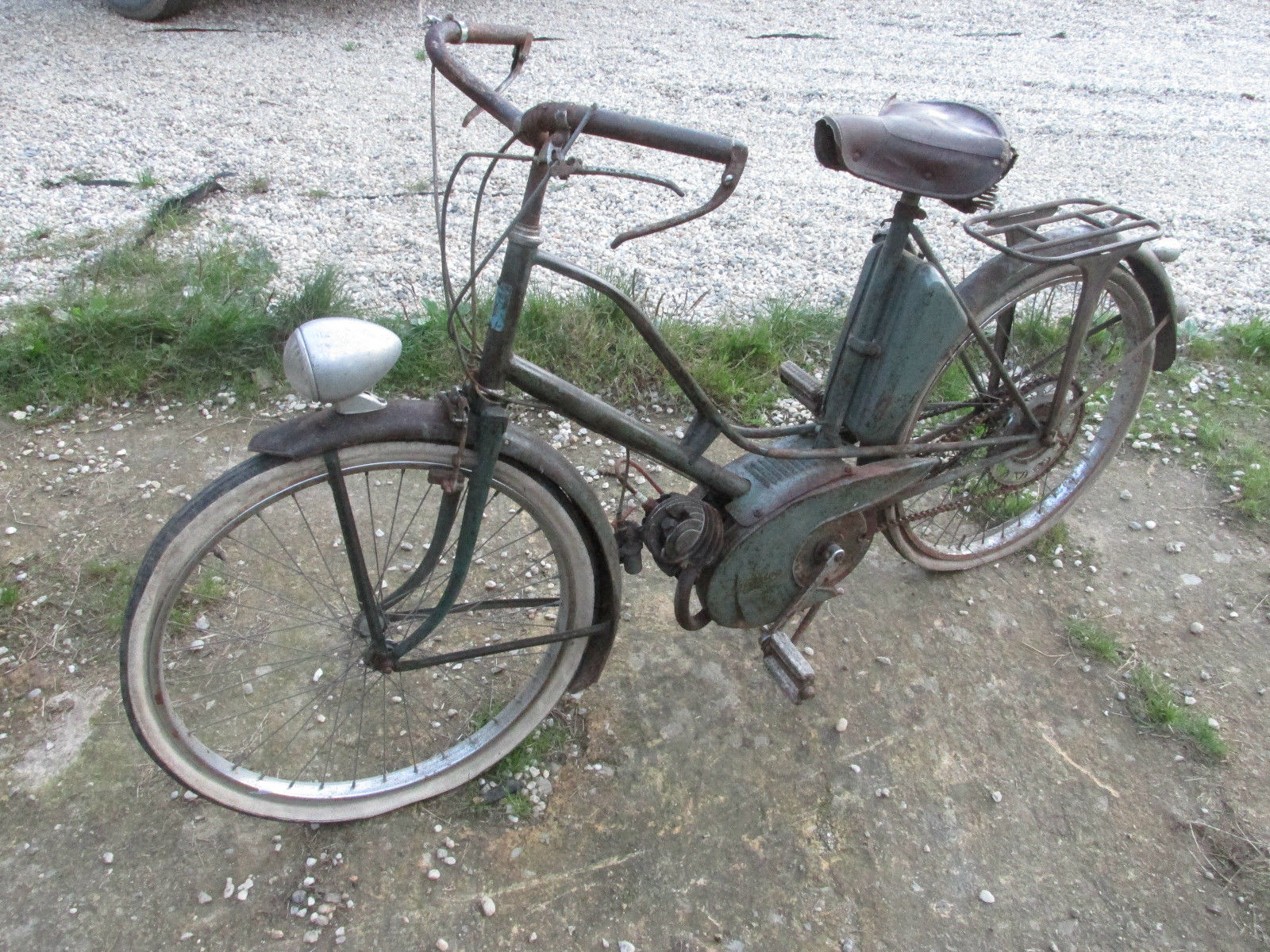 1949 griffon solex reducing collection mobylette french moped motobecane. Black Bedroom Furniture Sets. Home Design Ideas