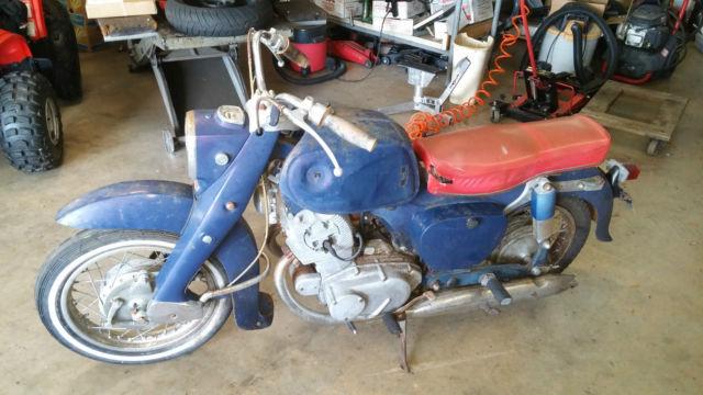 1960 S Honda Dream 305 Ca77 Ca78 Project Parts Bike No Reserve