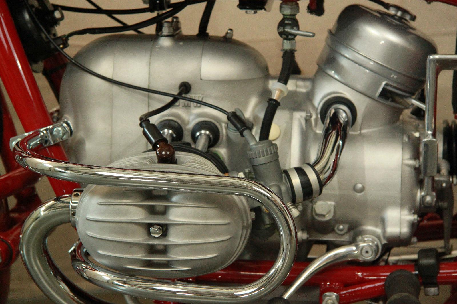 1963 bmw r60  2