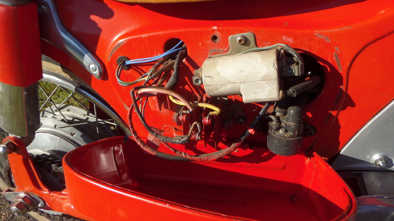 Valley Motor Honda >> 1964 Early CA77 Honda Dream 305 (Vintage Original Rare ...