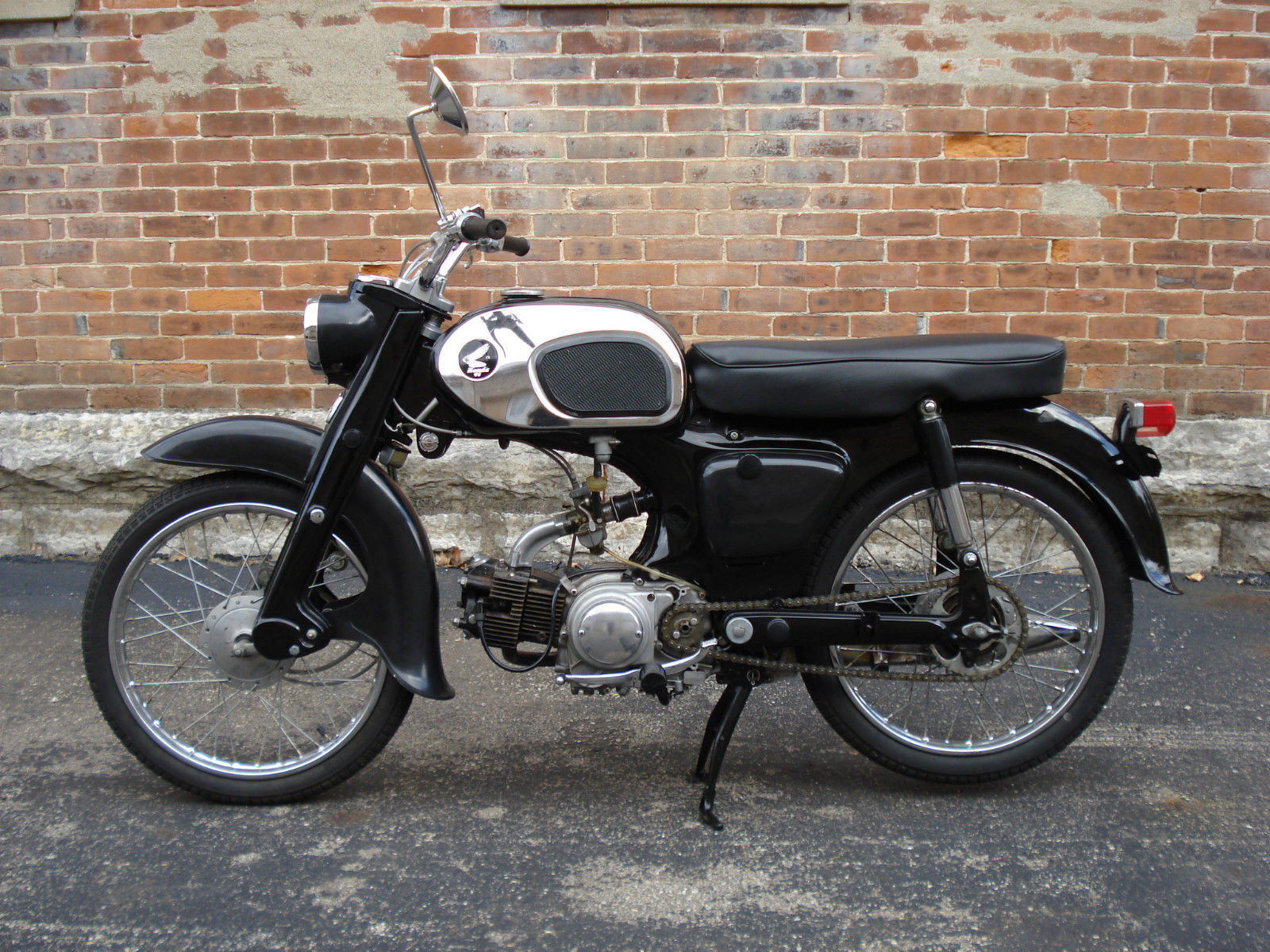 1964 Honda C200 Touring 90 90cc It Is Comparable To The Ca 200 Ca200 Wiring