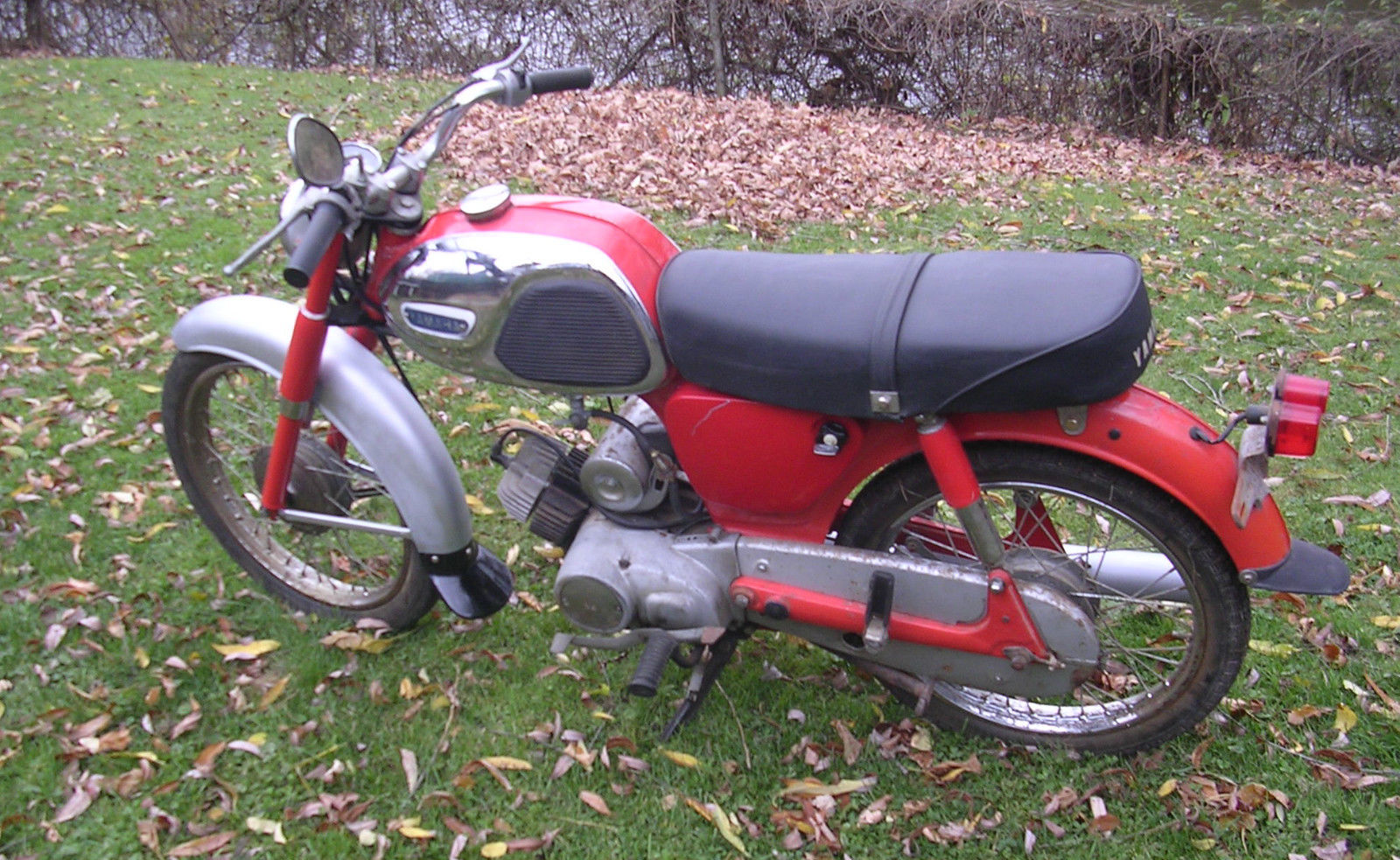1964 yamaha yg1k vintage 80cc motorcycle. Black Bedroom Furniture Sets. Home Design Ideas