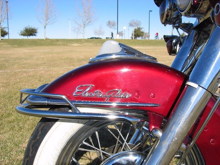 harley electra glide oil pump location