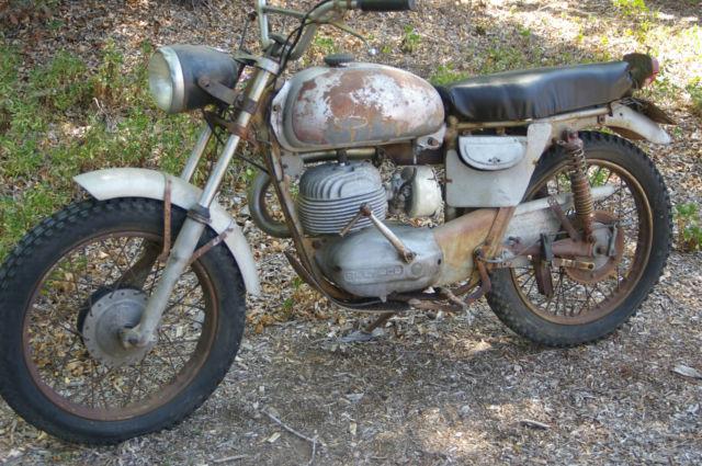 1966 Bultaco Campera 175