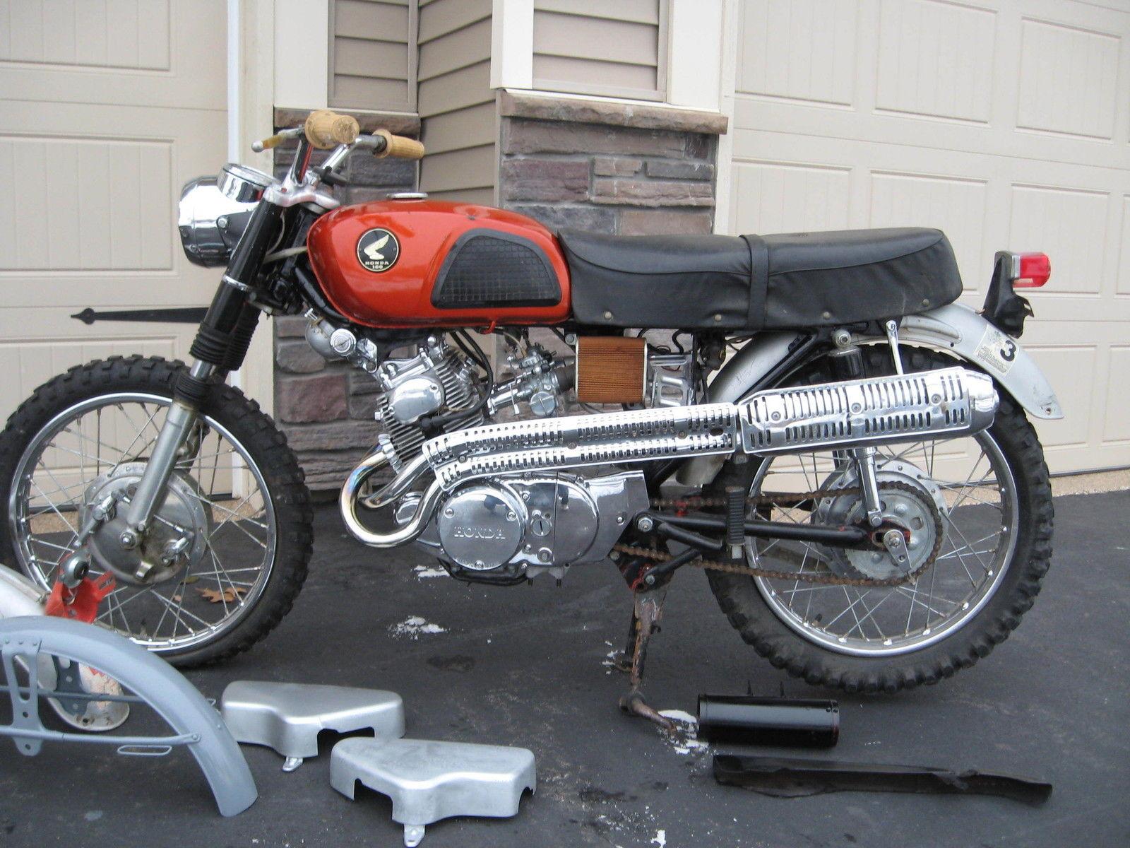 Honda Cl Cl D Cb Cb Cl Cb Cb Show Bike Candidate