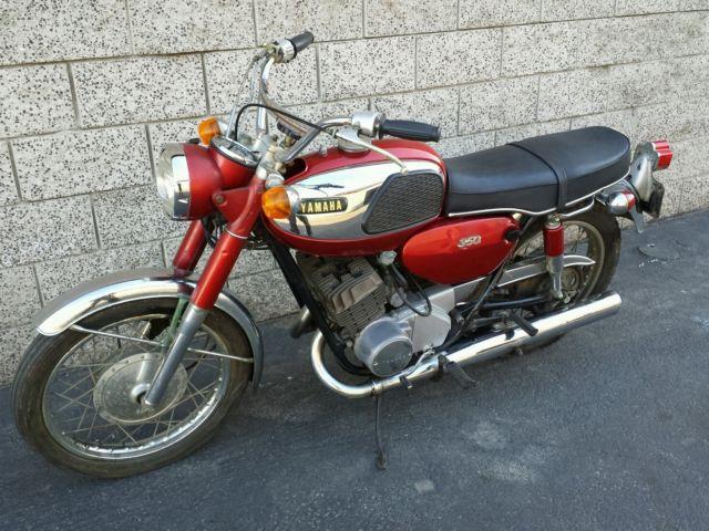 1967 Yamaha YR-1 350 2 Stroke