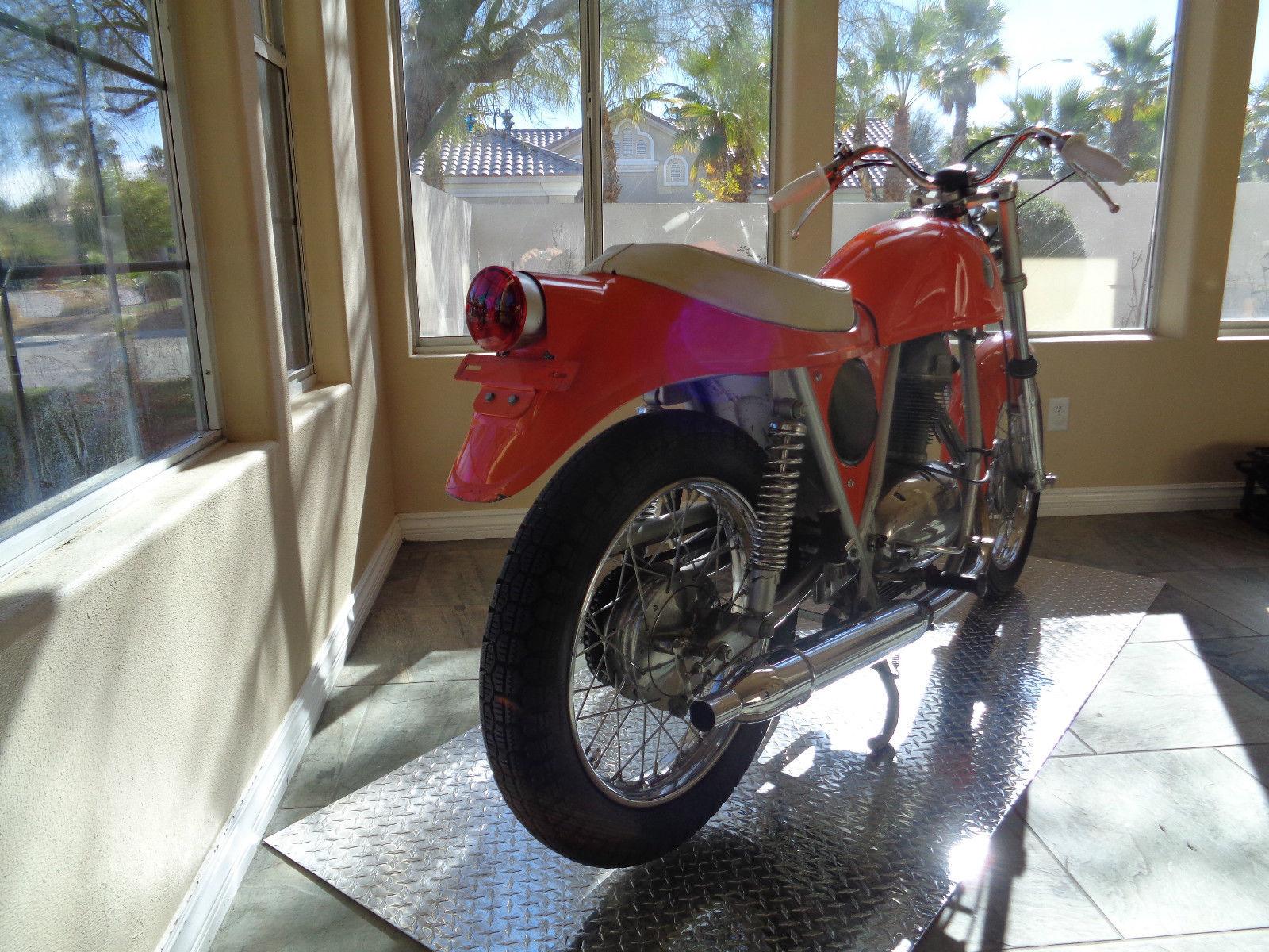 1968 Montgomery Ward Riverside Mojave 260    Benelli