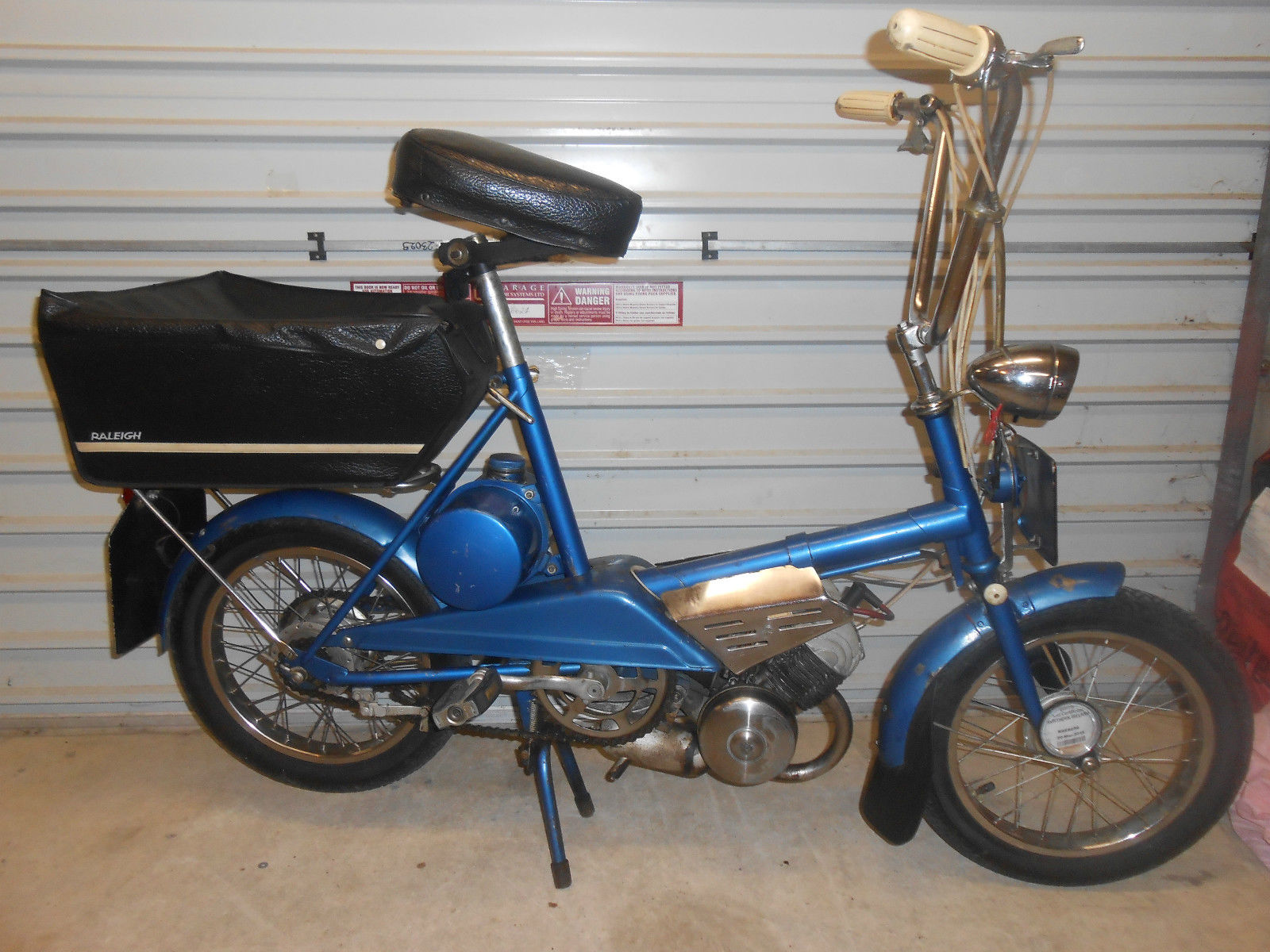 1968 raleigh wisp 49cc moped classic collectors item Motor scooters jacksonville fl