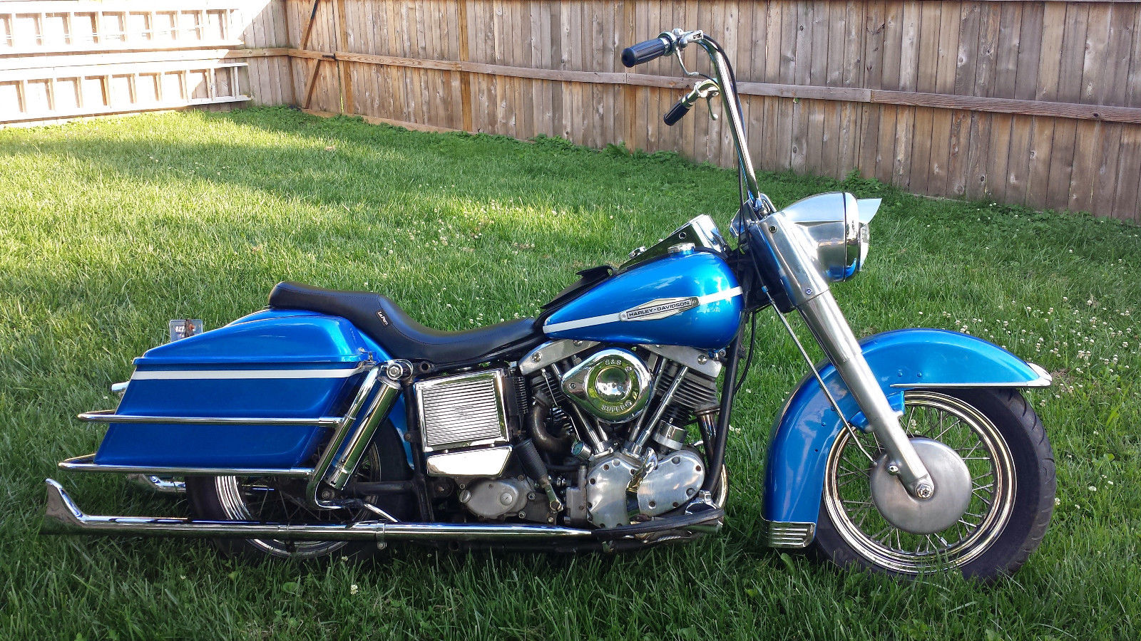 1969 Harley Davidson Pan Shovel 1200 Shovelhead Generator Police Wiring Harness