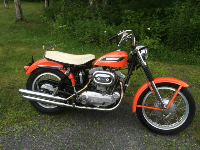 Vin Harley Davidson Sportster