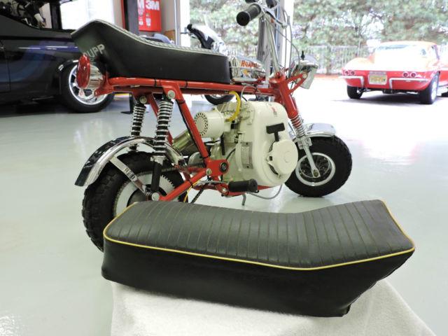 1969 Rupp Roadster Mini Bike