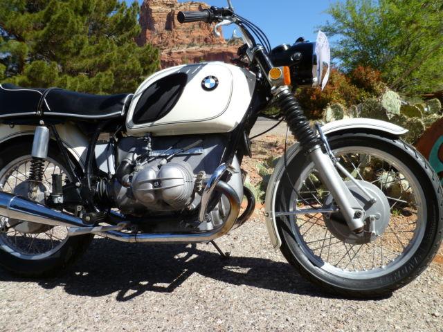 1970 BMW 600cc R60/5 Airhead /5 R series