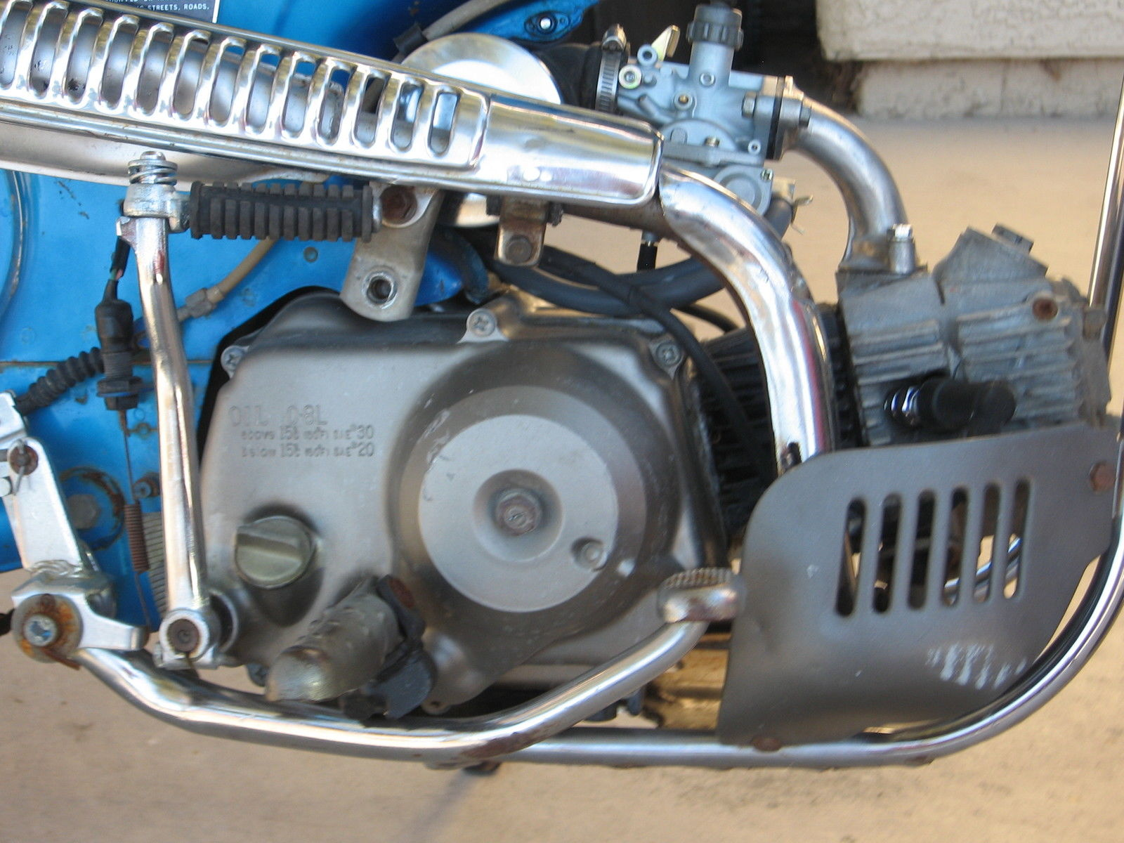 1970 Honda Mini Trail Ct 70 Ct70 Pit Bike Motorcycle Ko K0 Carburetor Other