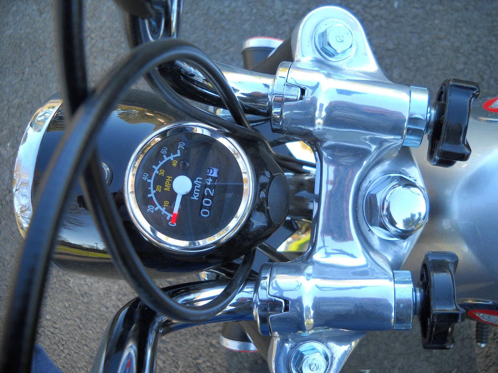 1970 Honda Z50 Minitrail Custom 4 Speed Manual Clutch Street Legal Ct70 Ignition Points Other