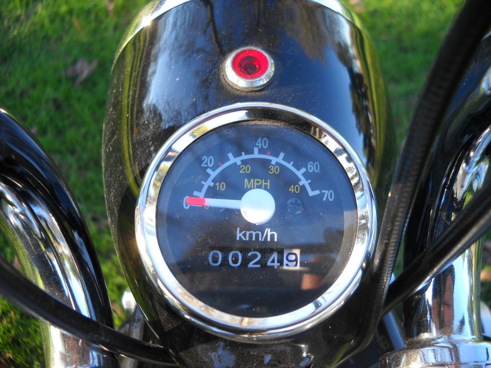 1970 Honda Z50 Minitrail Custom 4 Speed Manual Clutch Street Legal Wiring Harness Other