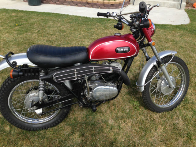 1970 yamaha dt1 250 enduro. Black Bedroom Furniture Sets. Home Design Ideas