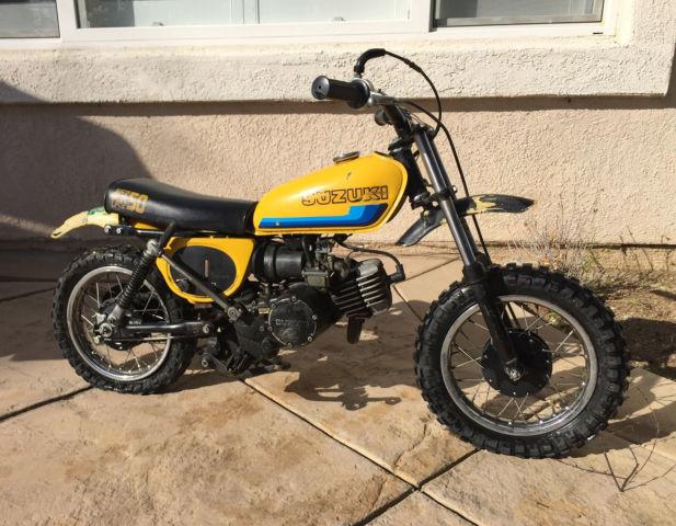 1970s suzuki jr 50 dirt bike motorcycle suzuki vintage 50cc pit freerunsca Images