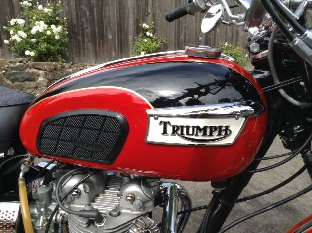 1973 Triumph Bonneville also 70 9352 Tappet Guide Block Inlet further 1974 Norton  mando 850 Wiring Diagram Wiring Diagrams besides 1975 Honda Mt125 Wiring Diagram additionally 72 Triumph T100r Daytona 306830. on triumph t100r wiring