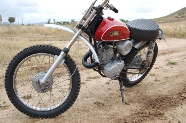 1971 yamaha at1 mx at1m at1mx vintage motocross ahrma. Black Bedroom Furniture Sets. Home Design Ideas