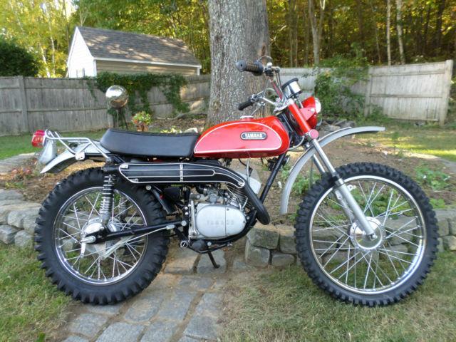 1971 Yamaha Ct1 175 Ct 125 250 360 400 Dt Cl Cb Ahrma