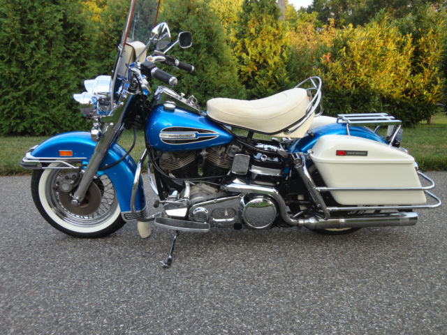 Harley Davidson Electra Glide Value