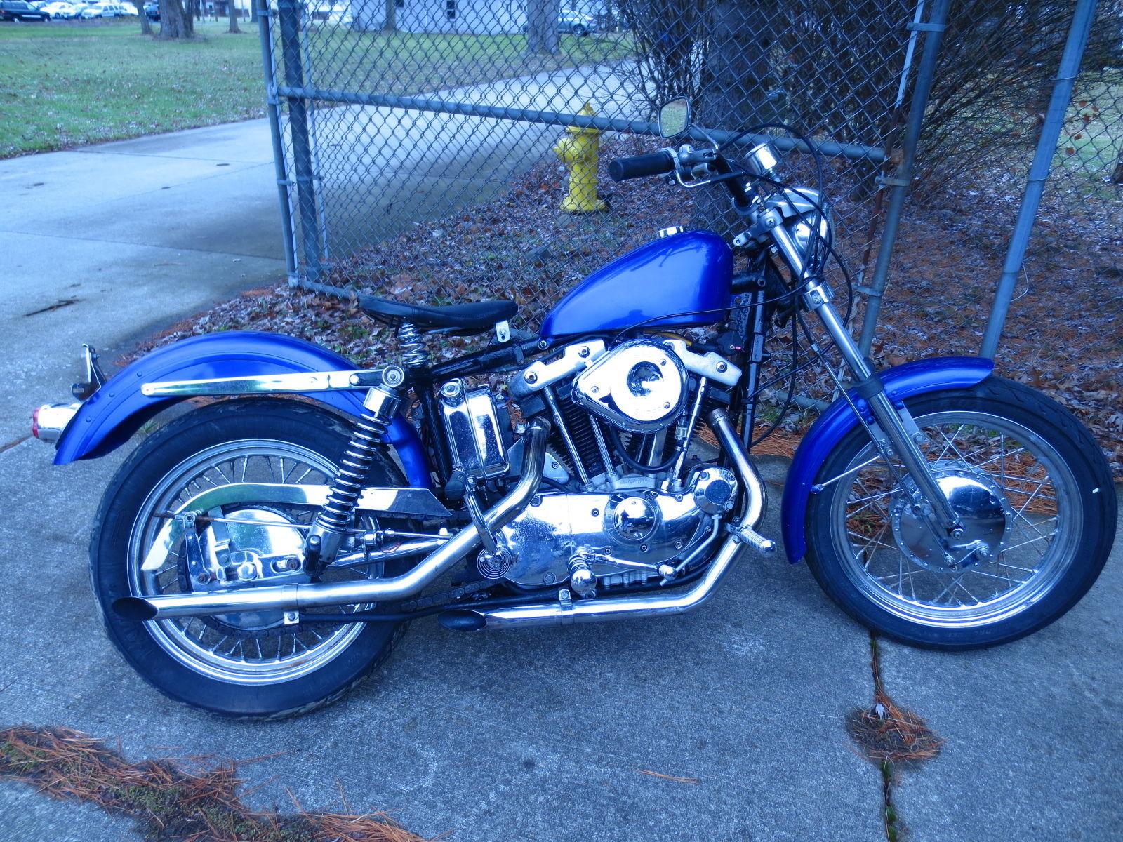Harley Davidson Sportster Xlch Ironhead Sportster on Sportster Transmission Parts