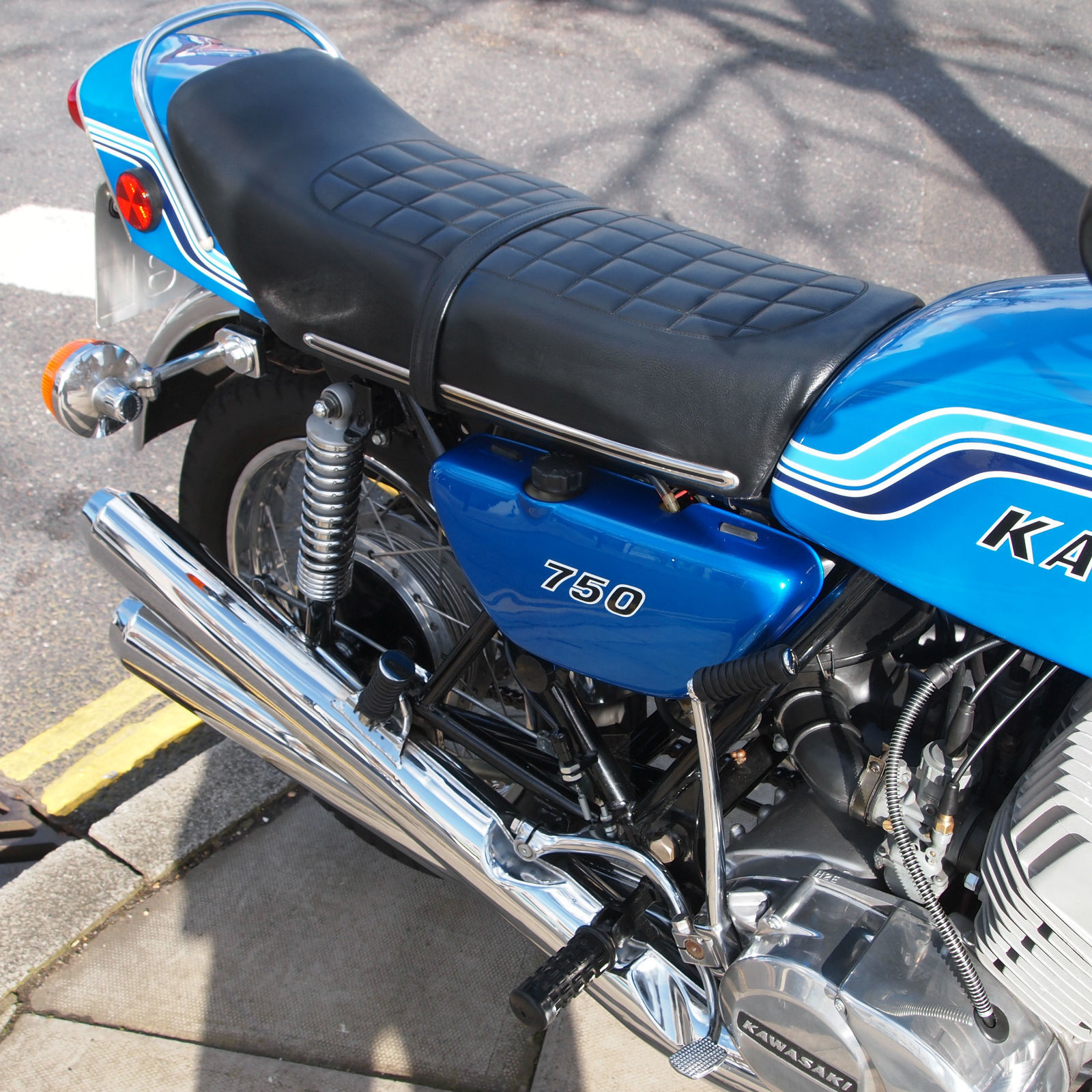 1972 Kawasaki H2 750 H2750 Triple Classic Uk Supplied Bike Reserved