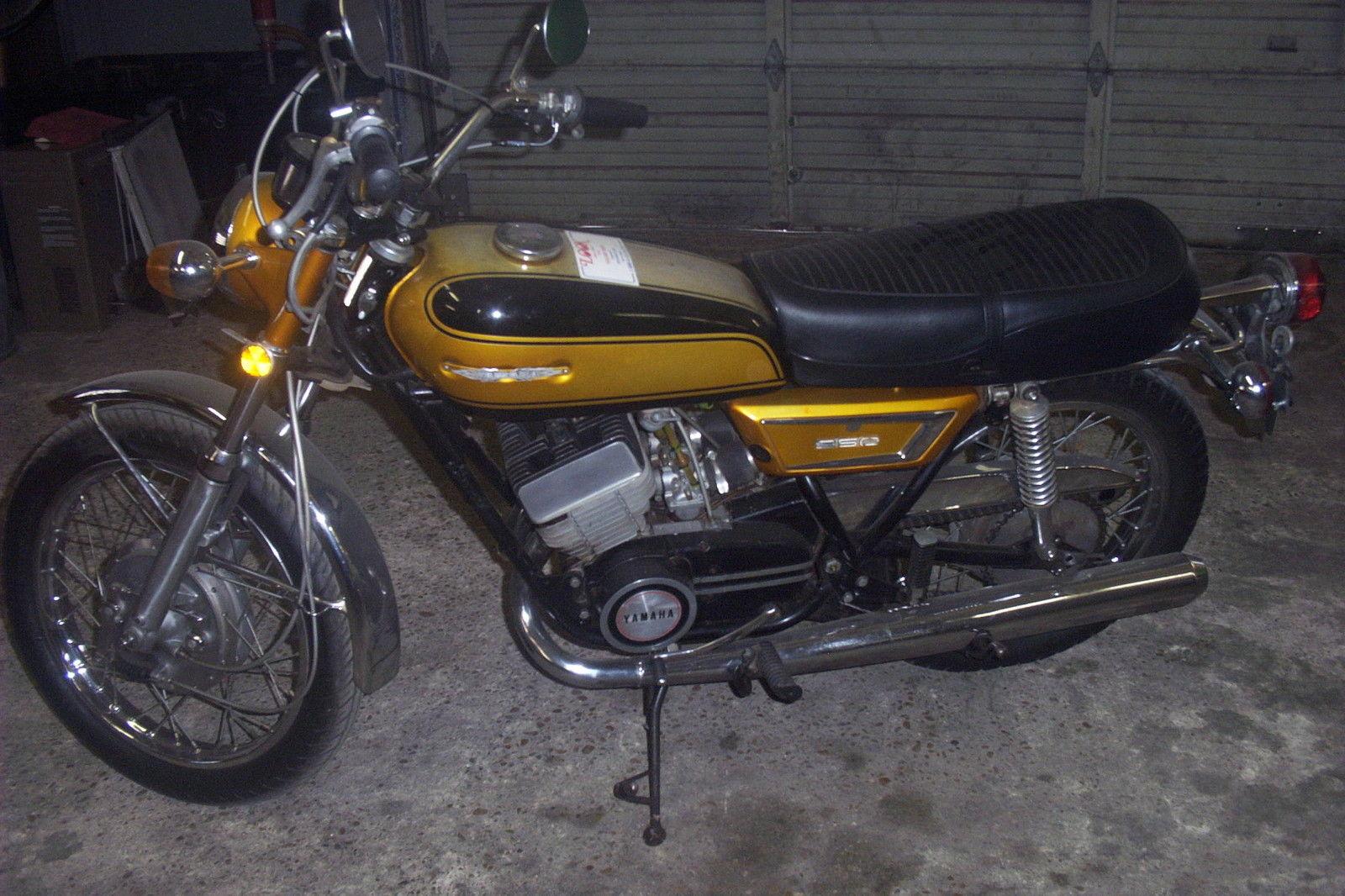 1972 yamaha ds 7 250 original specs for Yamaha 221 vs 222