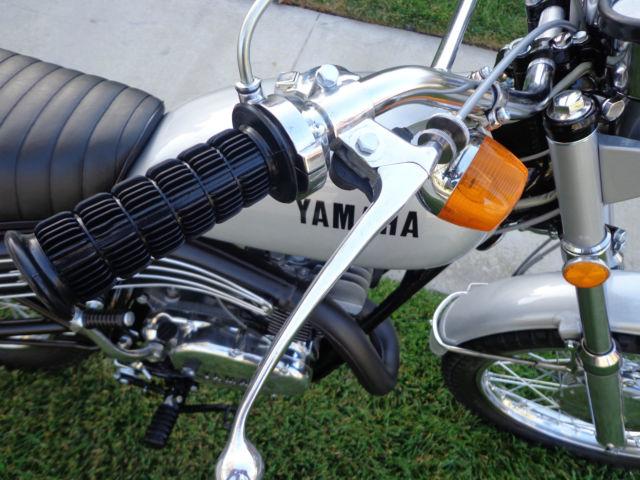 New Engine Gasket Set for Yamaha RT2 RT1 360 Enduro