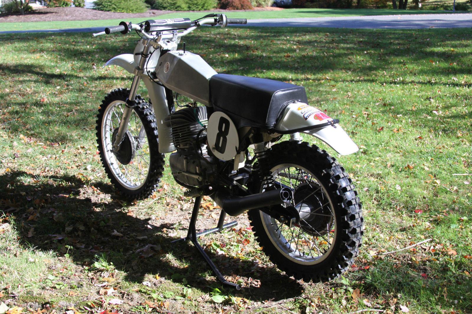 vintage motocross part