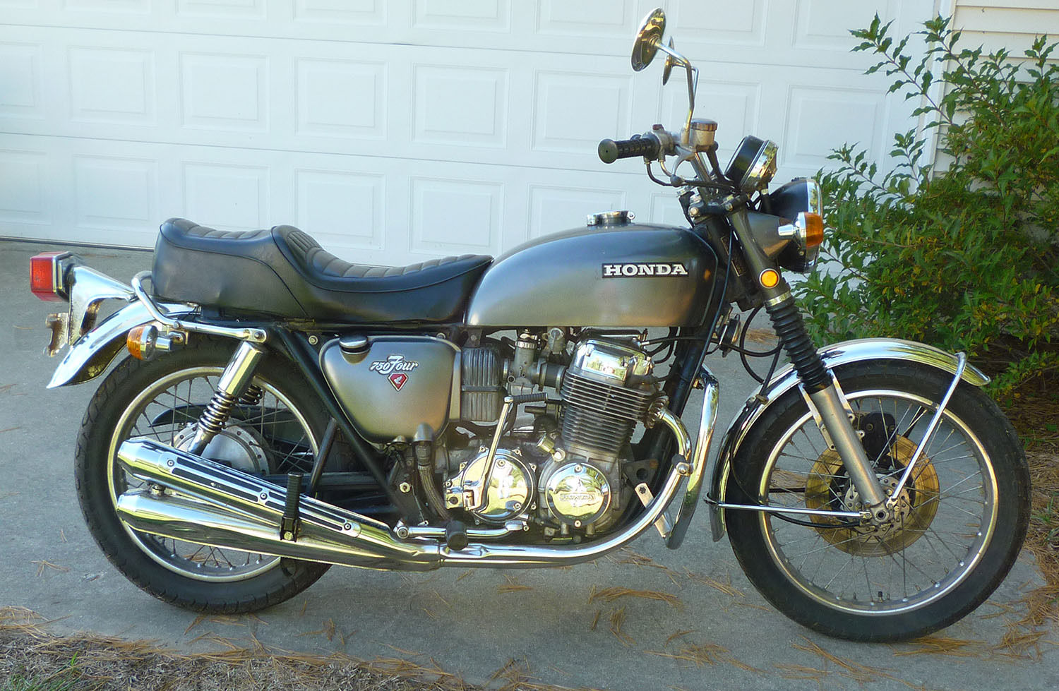 1973 honda cb750 k sohc cb 750 project bike or parts. Black Bedroom Furniture Sets. Home Design Ideas