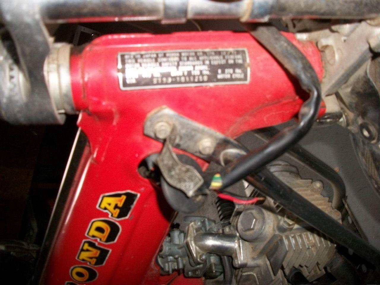 1973 honda st90 trail bike st 90 mini bike  parts  restore