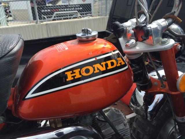 1973 Honda Z50 Mini Trail Original Condition Survivor Lldq Nsb