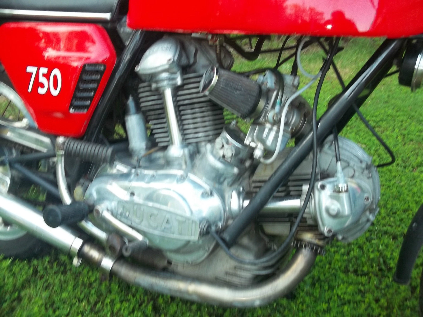 1974 Ducati 750 Gt Bevel Fuse Box Other