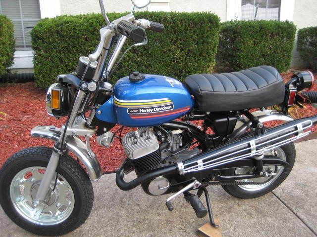 Harley Davidson Shortster For Sale
