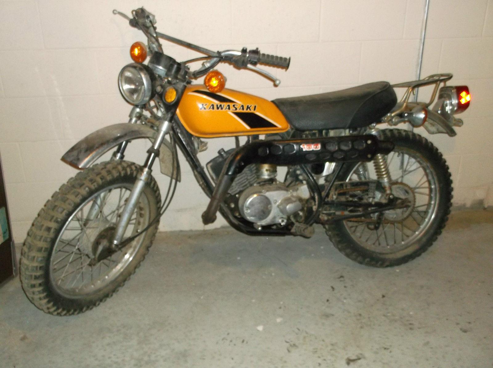 1974 Kawasaki G4 100 trail boss